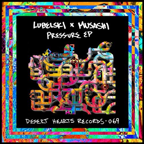 Premiere: Lubelski, Musashi 'Pressure' (Audiojack Remix)