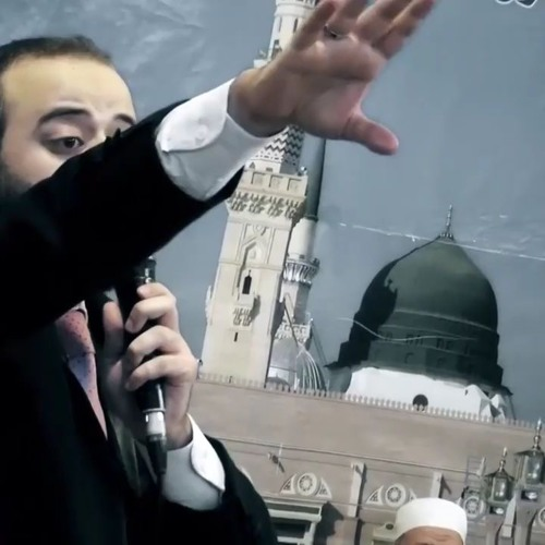 أنت قمرنا / المنشد أ  محمد برنية / جلسة الأنوار 20/7/2019