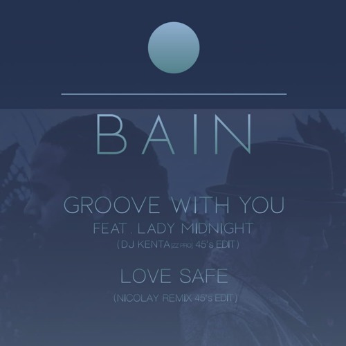 Bain - Groove With You feat. Lady Midnight (DJ KENTA [ZZ PRO 45s Edit]) *Snippet* LSR004