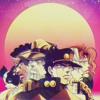 Synthwave Crusaders (Jotaro's Theme synthwave retro 80's remix)