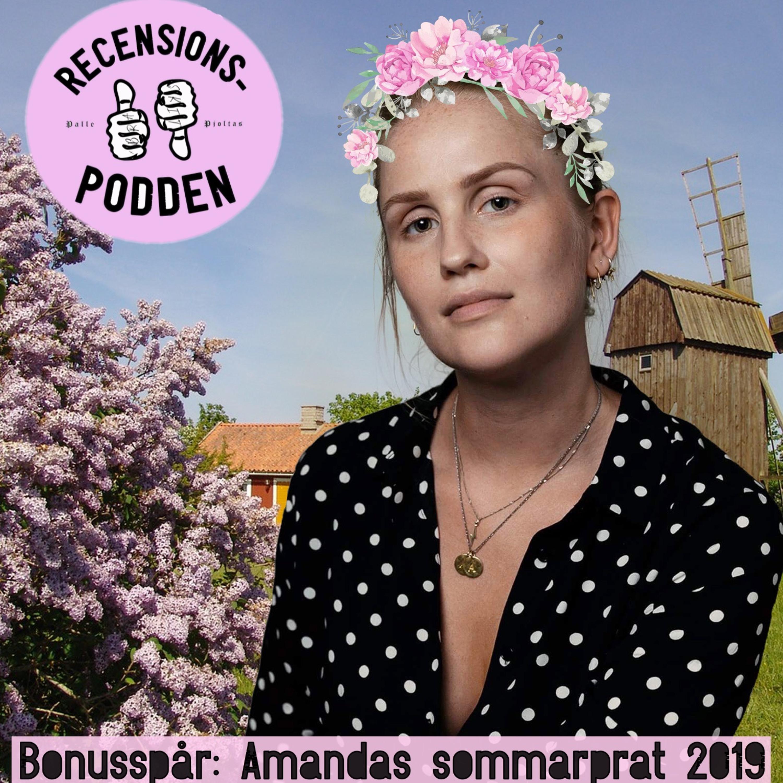 Bonusspår - Amandas sommarprat 2019