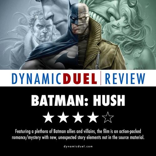 Batman: Hush Review