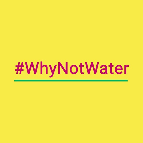 #WhyNotWater podcast series 1 with Tom Andrewartha at Waterwise.