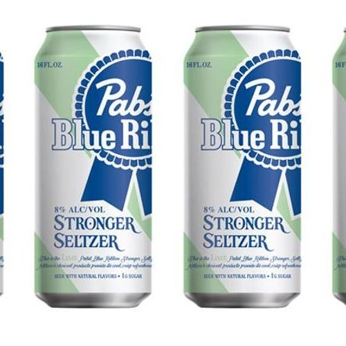 PBR is now in the Hard Seltzer game.