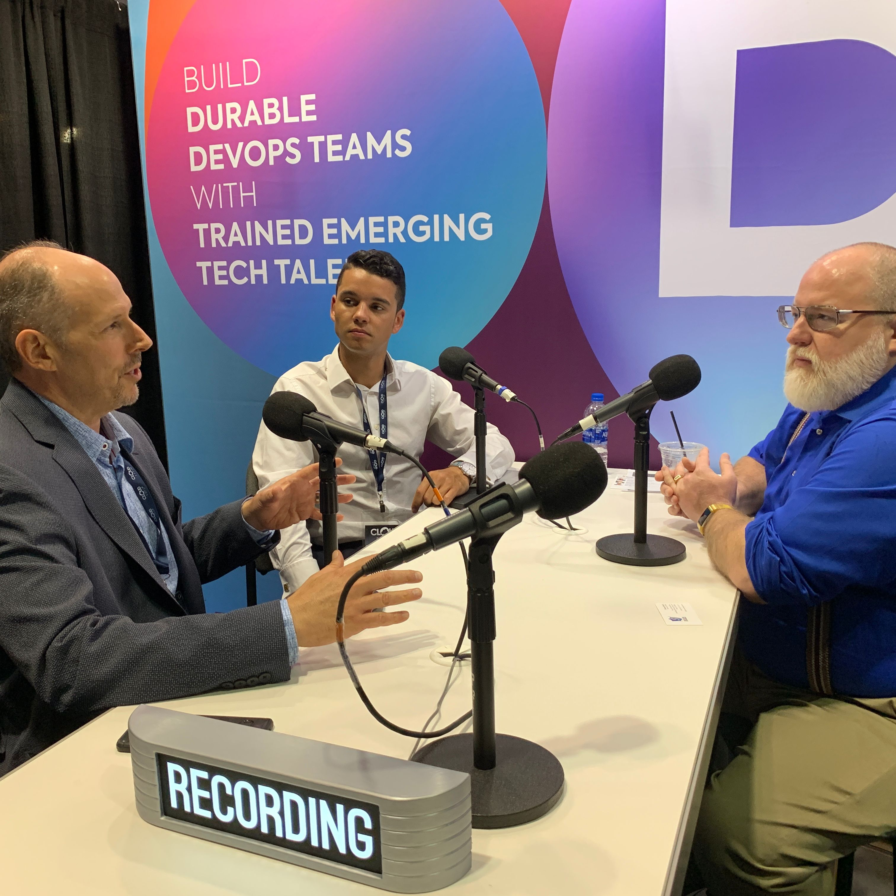 Durable DevOps Podcast Ep. 7 with Richard Blech From Secure Channels Inc.