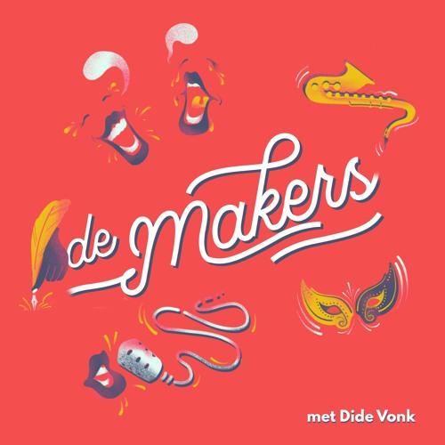 DM#24 De Makers x De Parade #7 Martine Sandifort en Remko Vrijdag