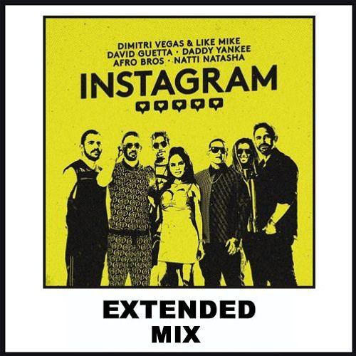 DV & LM, David Guetta, Daddy Yankee, Afro Bros & Natti N. - Instagram (Da Phonk vs. Gam's Extd Mix)