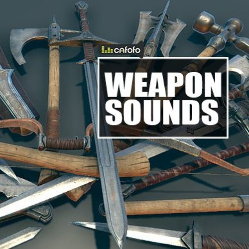 Weapon Sounds PREVIEW