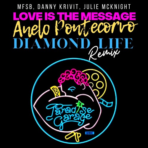 MFSB, Krivit, McKnight - Love Is The Message vs Diamond Life (Anelo Pontecorvo UNIFImusic Rework)