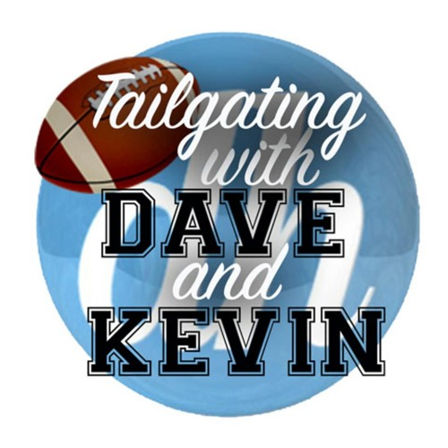 We're back!!! Tailgating with Dave and Kevin...and football has begun!