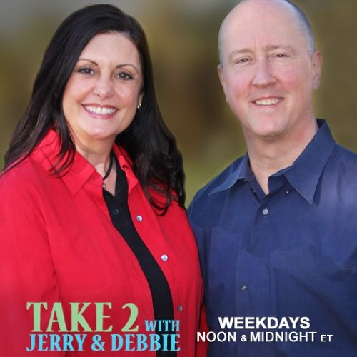 Take 2 with Jerry & Debbie- 081319 Setting Boundaries in Relationships