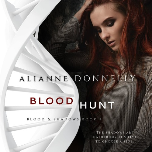 Author Reading Of Blood Hunt By Alianne Donnelly