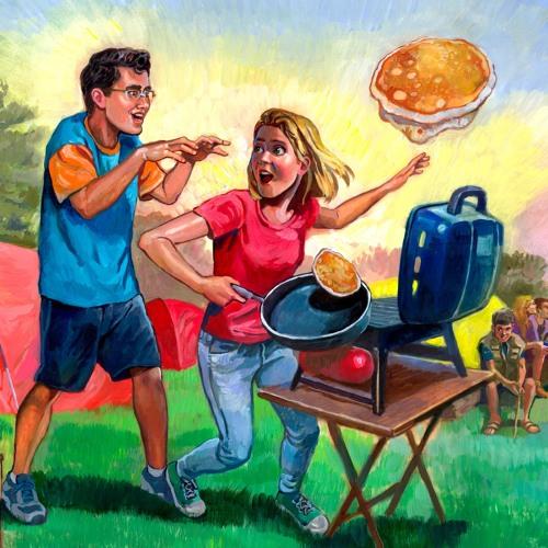 """Camporee """"Chosen"""" Devotionals: Breakfast Sizzle"""