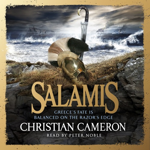 Salamis by Christian Cameron, read by Peter Noble