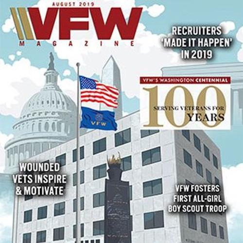VFW Magazine August 2019