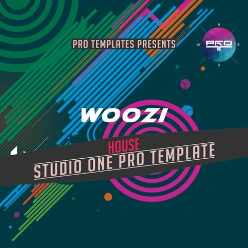 Woozi Studio One Pro Template