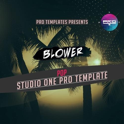 Blower Studio One Pro Template