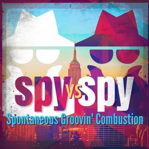 Spontaneous Groovin' Combustion : Spy vs Spy