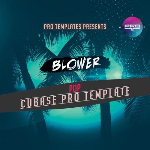 Blower Cubase Pro Template