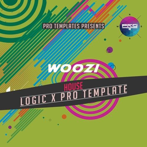 Woozi Logic X Pro Template