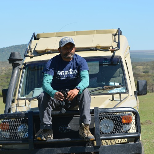 On the Plains of Africa: Conservation in Tanzania, with Dhaval Vyas