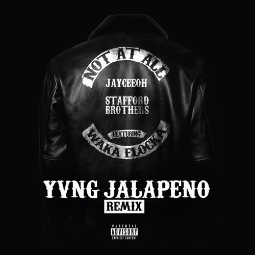 Jayceeoh & Stafford Brothers - Not At All Feat. Waka Flocka Flame (Yvng Jalapeño Remix)