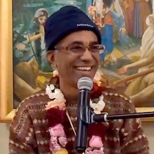 Śrīmad Bhāgavatam class on Fri 19th July 2019 by RādhaKṛṣṇa Dāsa 4.23.35
