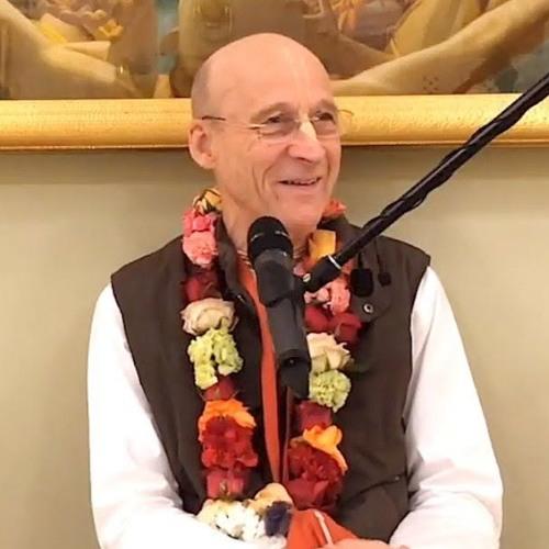 Śrīmad Bhāgavatam class on Sat 20th July 2019 by His Grace Aniruddha Prabhu 4.23.36-37