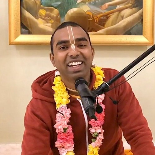 Śrīmad Bhāgavatam class on Mon 22nd July 2019 by Manamohana Dāsa 4.24.1