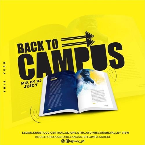 BACK TO CAMPUS MIX