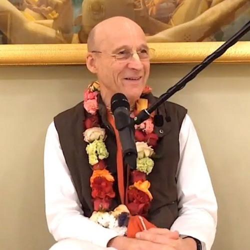 Śrīmad Bhāgavatam class on Fri 26th July 2019 by His Grace Aniruddha Prabhu 4.24.6-8