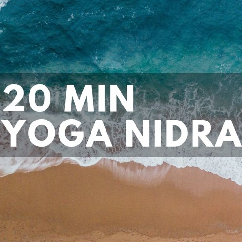 Yoga Nidra   Relax & Recharge   Magic Dream Company