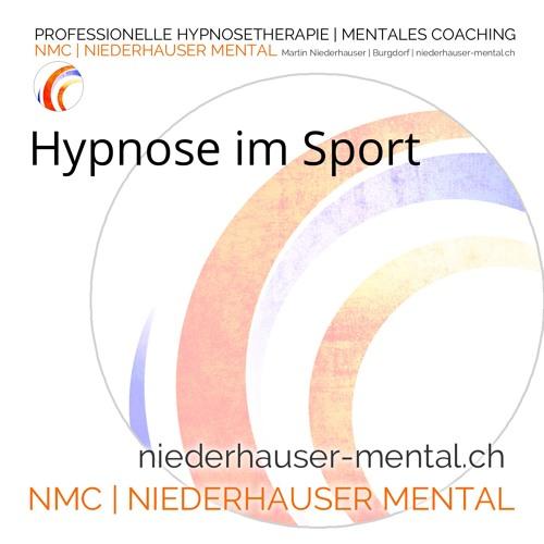 Podcast: Hypnose im Sport  - Wie kann Hypnose im Sport eingesetzt werden und für wen?