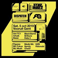 Star Warz x Dispatch x Flexout mix part one by NYMFO