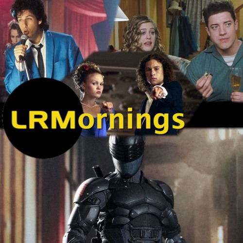 Snake Eyes Getting His Own Film And A Rom-Com Smack Down!   LRMornings