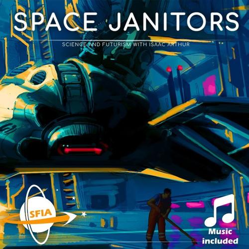 Megastructure Maintenance & Space Janitors