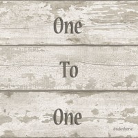 One To One Artwork