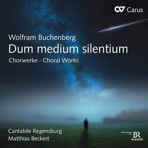 "CD-Rezension: ""Dum medium silentium"" von Cantabile Regensburg"