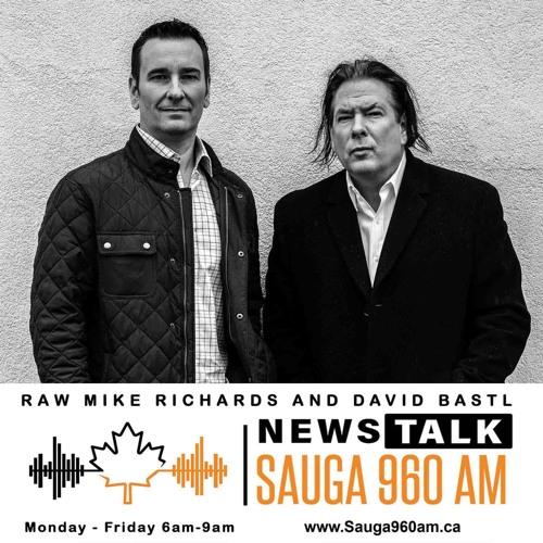 Aug 15, 2019: Get Me My Raincoat - RAW Mike Richards on Newstalk Sauga 960AM