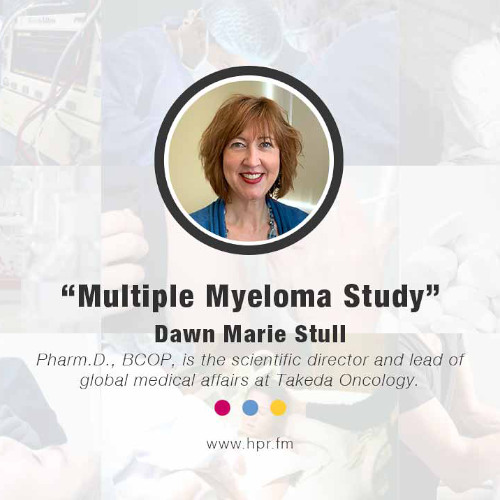 INSIGHT MM study - a pharmaceutical company-sponsored study in multiple myeloma