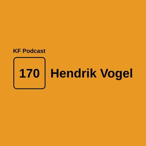 Krossfingers Podcast 170 - Hendrik Vogel