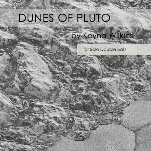 Dunes Of Pluto - Double Bass