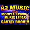 Download MUSIC LEPAS R2 MUSIC FEAT MONITA REBORN - REMIX LAMPUNG TERBARU 2019 || Aahheee Mp3
