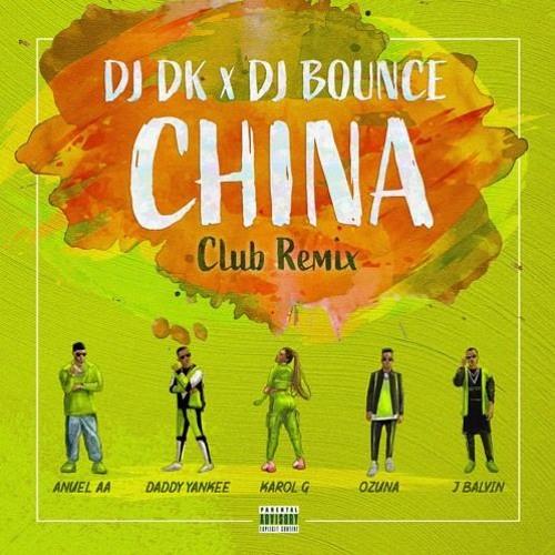 Anuel AA, Daddy Yankee, Karol G, Ozuna & J Balvin - China (AZOU Cover)