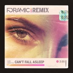 Zookeepers & Clara - Can't Fall Asleep (Foramic Remix)