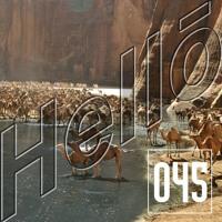 Hellō mixtape 045 (ft. KAYTRANADA, chirashe and 808LOUIE)