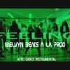 DJ ARAFAT X NAZA TYPE BEAT | FEELING  | AFRO DANCE INSTRUMENTAL | PRODBY[Melvyn Beats]