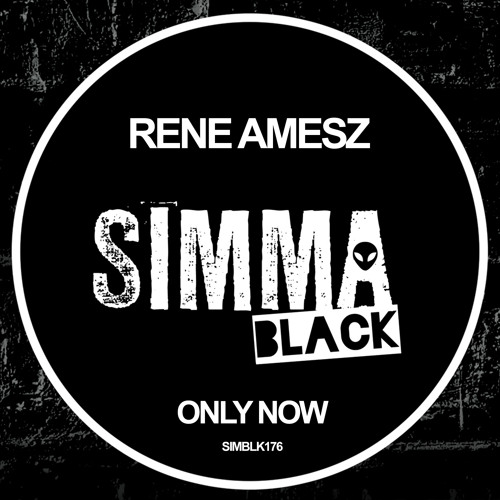 SIMBLK176   Rene Amesz - Only Now