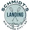 Schmidt's Landing KMSD Fishing Report  08.16.2019