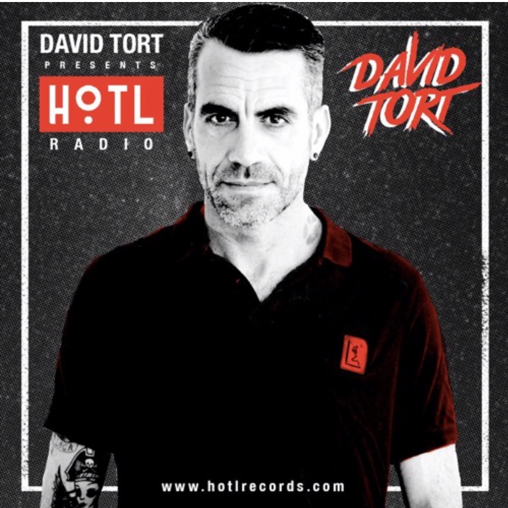 David Tort presents HoTL Radio 182 (Markem Live Mix at La Daurada - BCN)